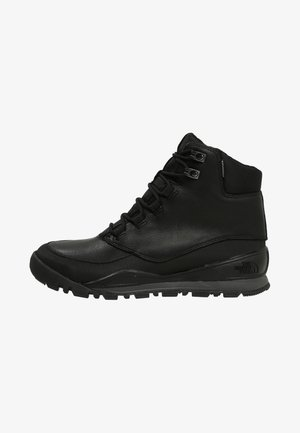 EDGEWOOD 7   - Hiking shoes - black/dark