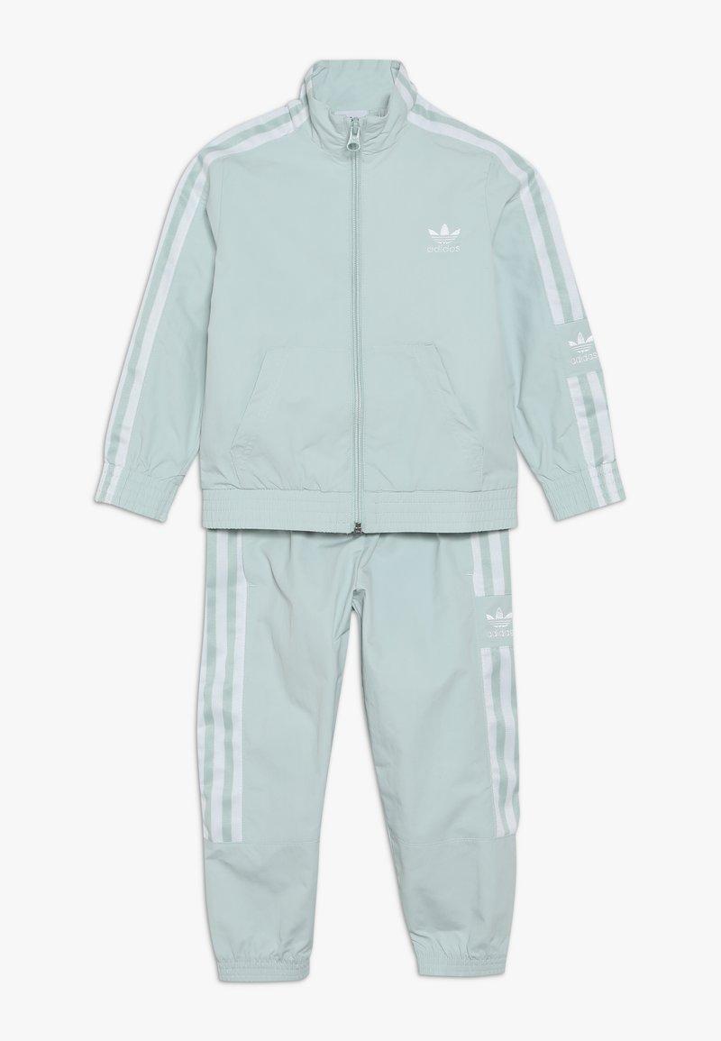 adidas Originals - NEW ICON - Trainingsanzug - vapor green/white