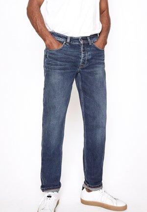 MANSON - Straight leg jeans - mittelblau