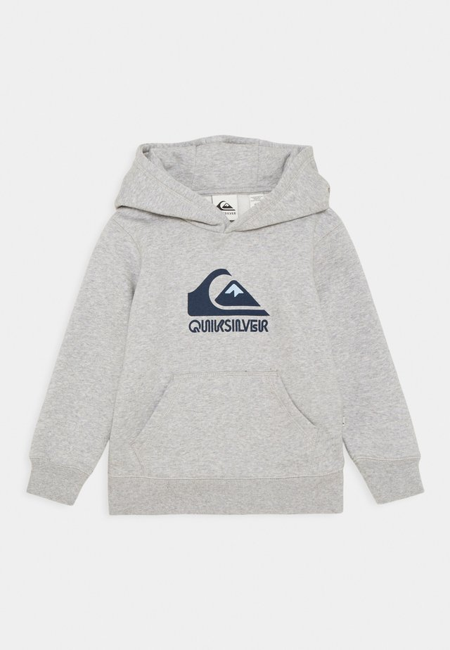 BIG LOGO - Hoodie - light grey heather