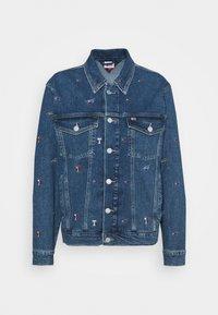 Tommy Jeans - TRUCKER JACKET - Denim jacket - denim light - 6