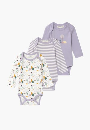 YVON RETRO BABY 3 PACK - Body - pale lilac