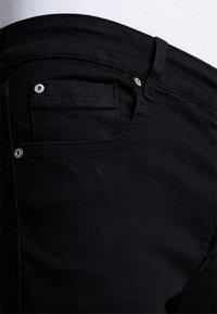 Kings Will Dream - EDEN - Jeans Skinny Fit - black wash - 4