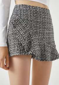 PULL&BEAR - Shorts - black - 4