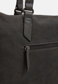 TOM TAILOR - LONE - Handbag - dark grey - 3
