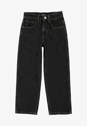 AIDEN - Jeans Relaxed Fit - black denim