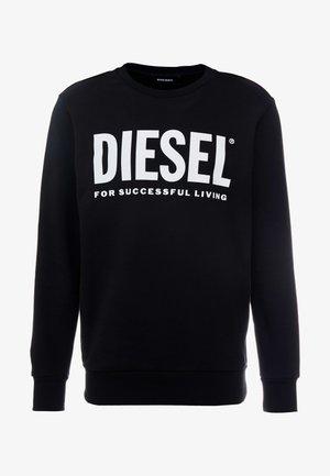 GIR DIVISION LOGO - Sweatshirt - black