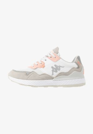 LAVERTON - Sports shoes - white/rosé