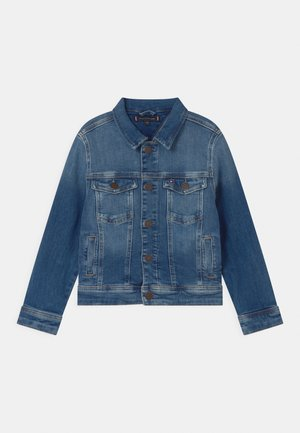REGULAR TRUCKER - Denim jacket - summermedblue