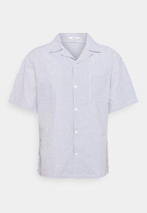BOWLING - Skjorta - blue/white