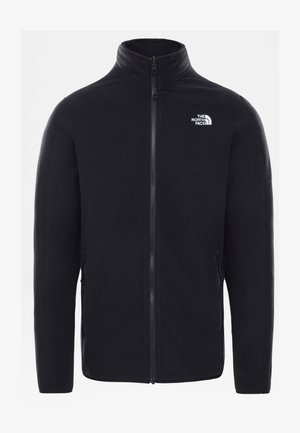 M RESOLVE FLEECE FZ - EU - Fleecejas - black