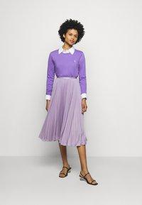 Polo Ralph Lauren - Topper langermet - spring violet - 1
