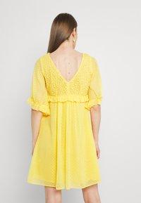 Lace & Beads - RAINA DRESS - Cocktail dress / Party dress - yellow - 2