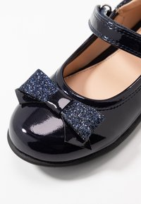 Friboo - Bailarinas con hebilla - dark blue - 2