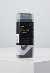 Nike Performance - COOLING SMALL TOWEL - Handtuch - black/white - 2