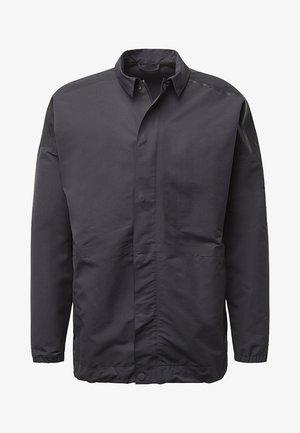 ADIDAS Z.N.E. ANTHEM SUPERSHELL - Training jacket - black