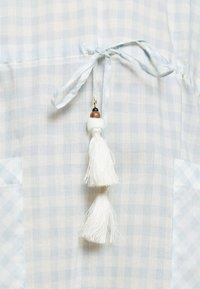 Tory Burch - TUNIC DRESS - Denní šaty - swim blue - 5
