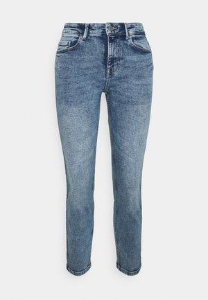 PCLILI  - Straight leg jeans - light blue denim