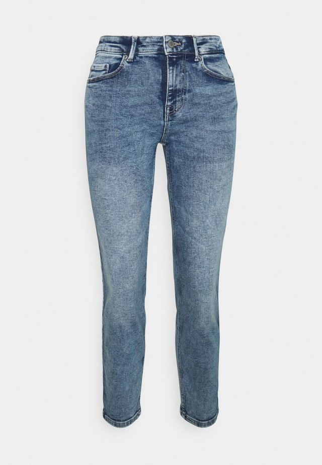 PCLILI  - Straight leg jeans - light blue denim