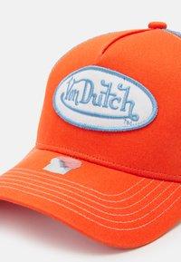 Von Dutch - UNISEX - Casquette - orange/blue - 3