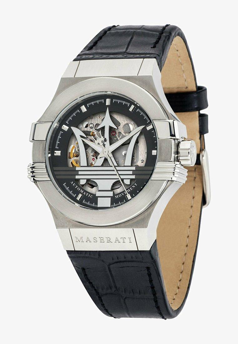 Maserati - AUTOMATIK - Watch - silber
