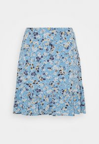 Pieces - PCGERTRUDE SKIRT - A-line skirt - little boy blue - 0
