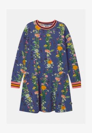 CONNY - Jerseyklänning - blue