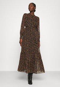Ted Baker - LETTII - Shirt dress - black - 0