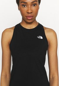 The North Face - LEFT CHEST LOGO TANK - Top - black - 3