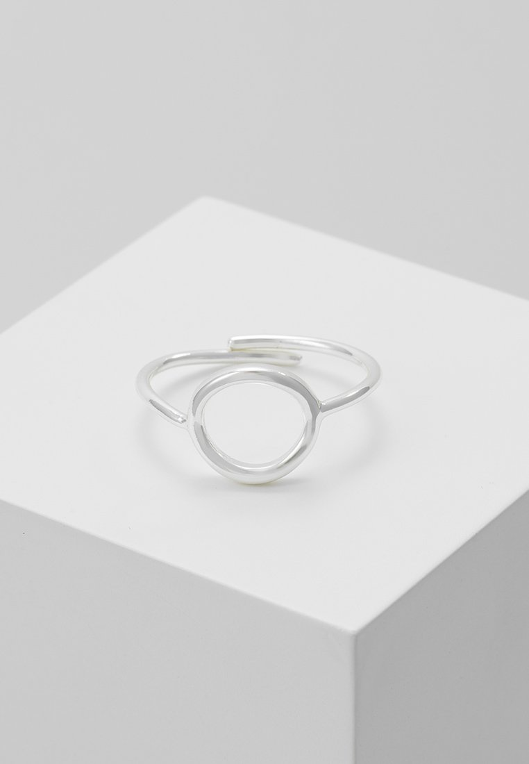 Pilgrim - Ring - silver-coloured