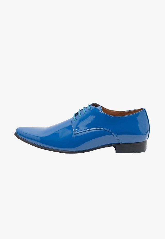 Derbies - blue
