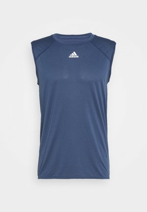 HEAT.RDY  - Sports shirt - tech indigo
