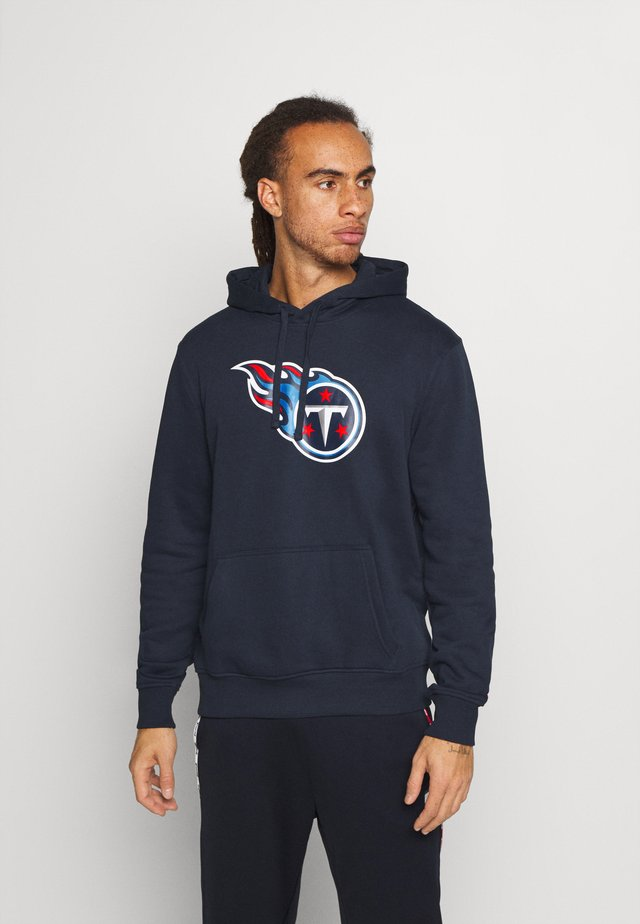 NFL TENNESSEE TITANS HOODIE - Club wear - blue