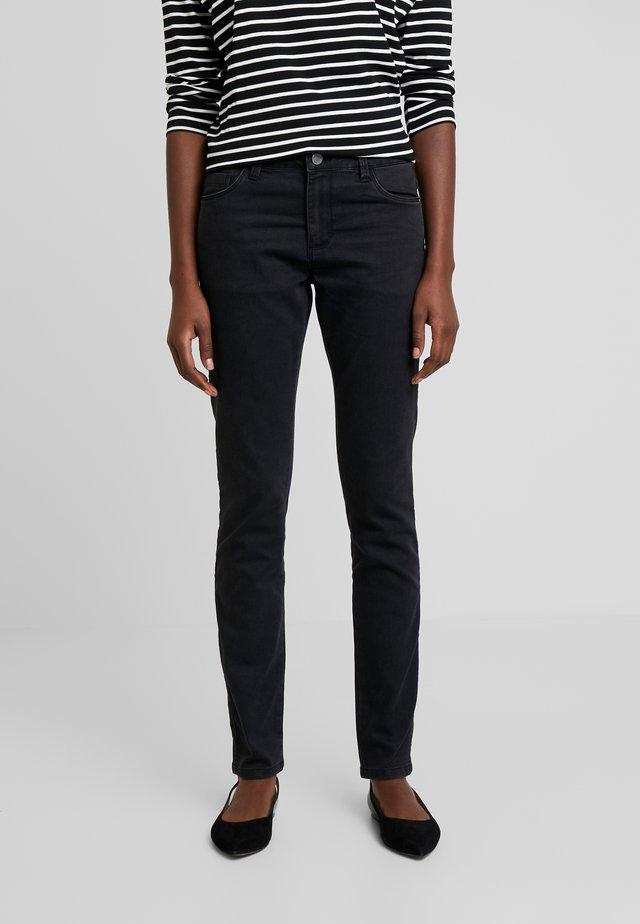 KAVICKY - Slim fit jeans - grey denim