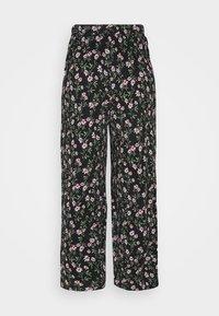 ONLY - ONLPELLA COLUTTE PANTS - Broek - black - 4
