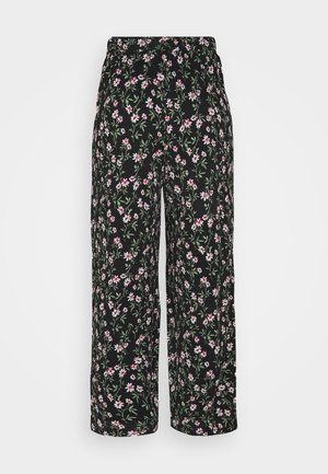 ONLPELLA COLUTTE PANTS - Pantaloni - black