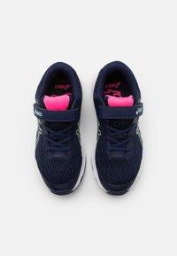 ASICS - GT-1000 9 UNISEX - Stabilní běžecké boty - peacoat/black - 3