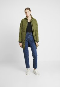 Dr.Denim Tall - NORA MOM - Jeansy Relaxed Fit - mid retro - 1