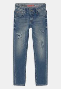 Vingino - AMOS - Straight leg jeans - blue vintage - 2