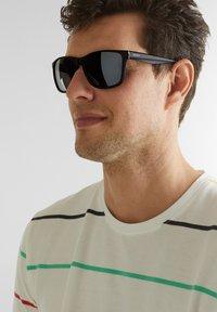 Esprit - SONNENBRILLE AUS LEICHTEM KUNSTSTOFF - Sunglasses - black - 1