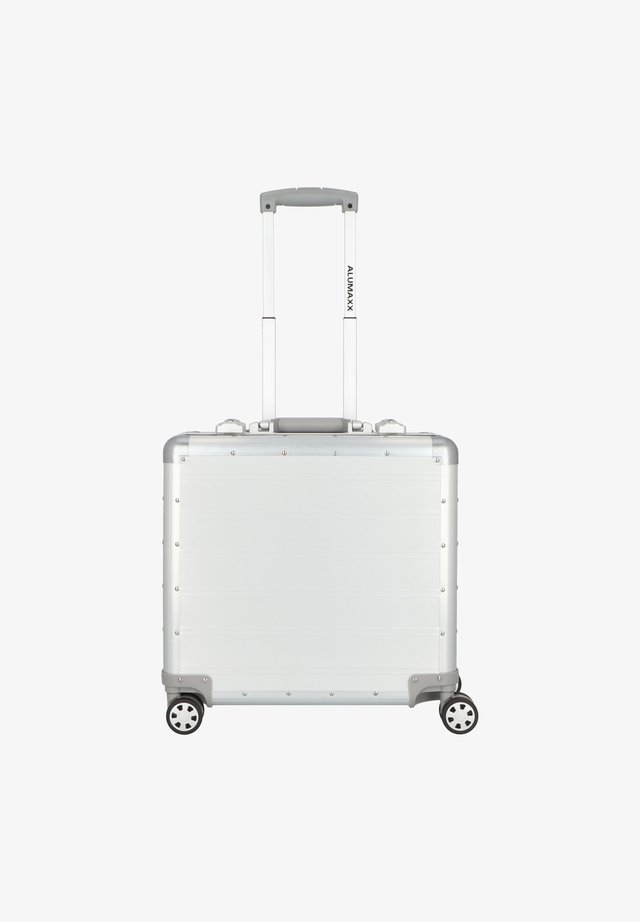 GEMINI - Luggage - silber matt