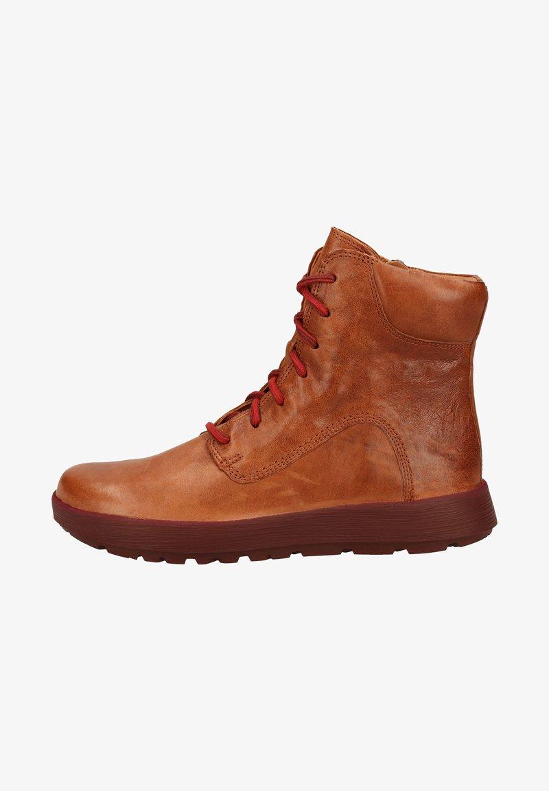 Think! - Ankle boots - cognac