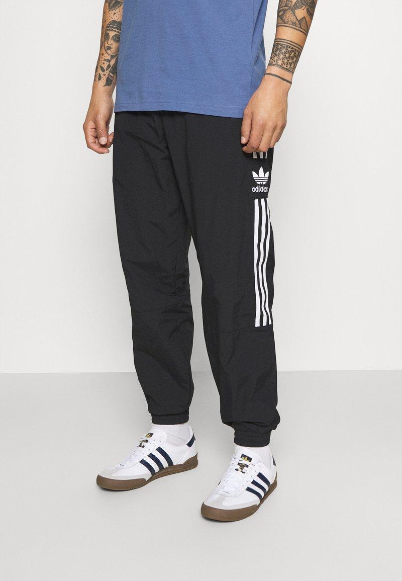 adidas Originals - LOCK UP UNISEX - Träningsbyxor - black