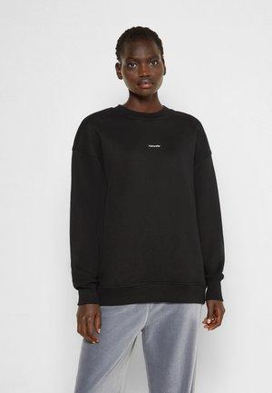 HOLZWEILER GINA CREW - Sweatshirt - black