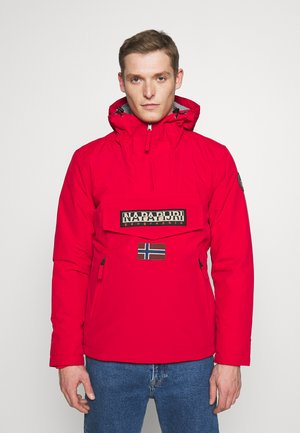 RAINFOREST POCKET  - Light jacket - red tango