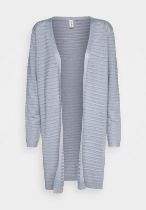 SC-NIAKA 21 - Cardigan - dusty blue melange