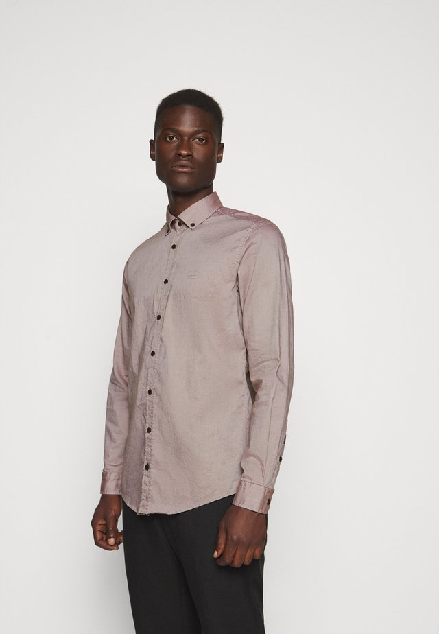 HAVEN - Camicia - dark beige