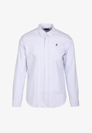 Shirt - skyblue stripes