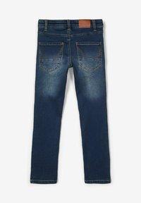 Name it - Jeans straight leg - dark blue denim - 2