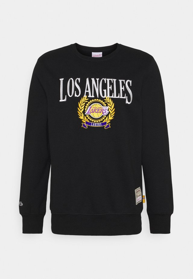 NBA LOS ANGELES LAKERS THE TRUSTEE CREW  - Squadra - black
